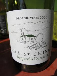 AOP St Chinian 2009