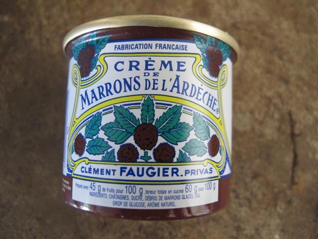 cream of chestnut