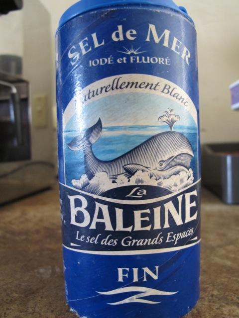 la baleine salt