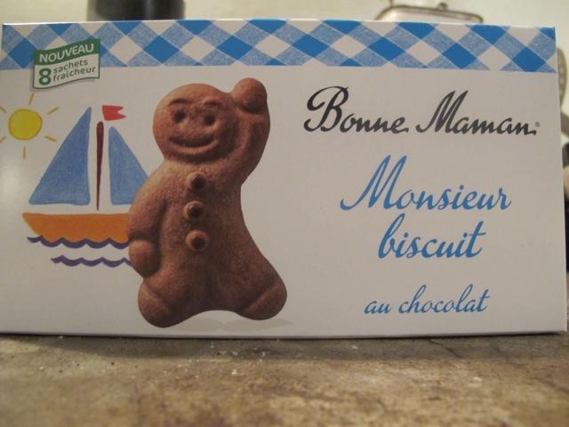 Mister Biscuit