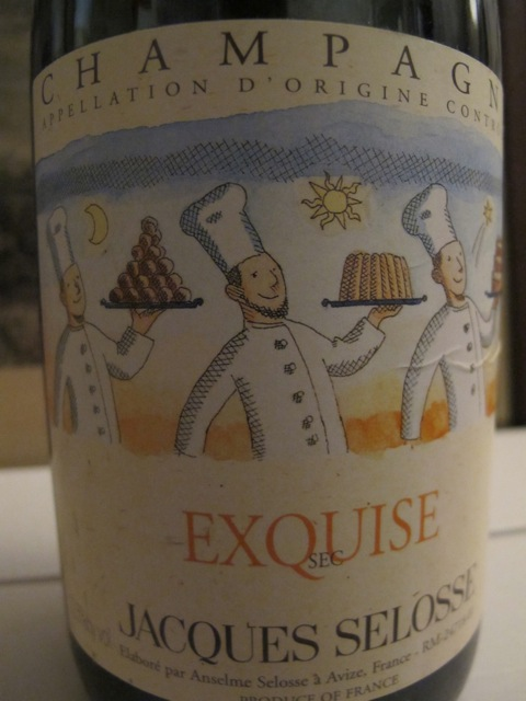 Jacques Selosse bubbles