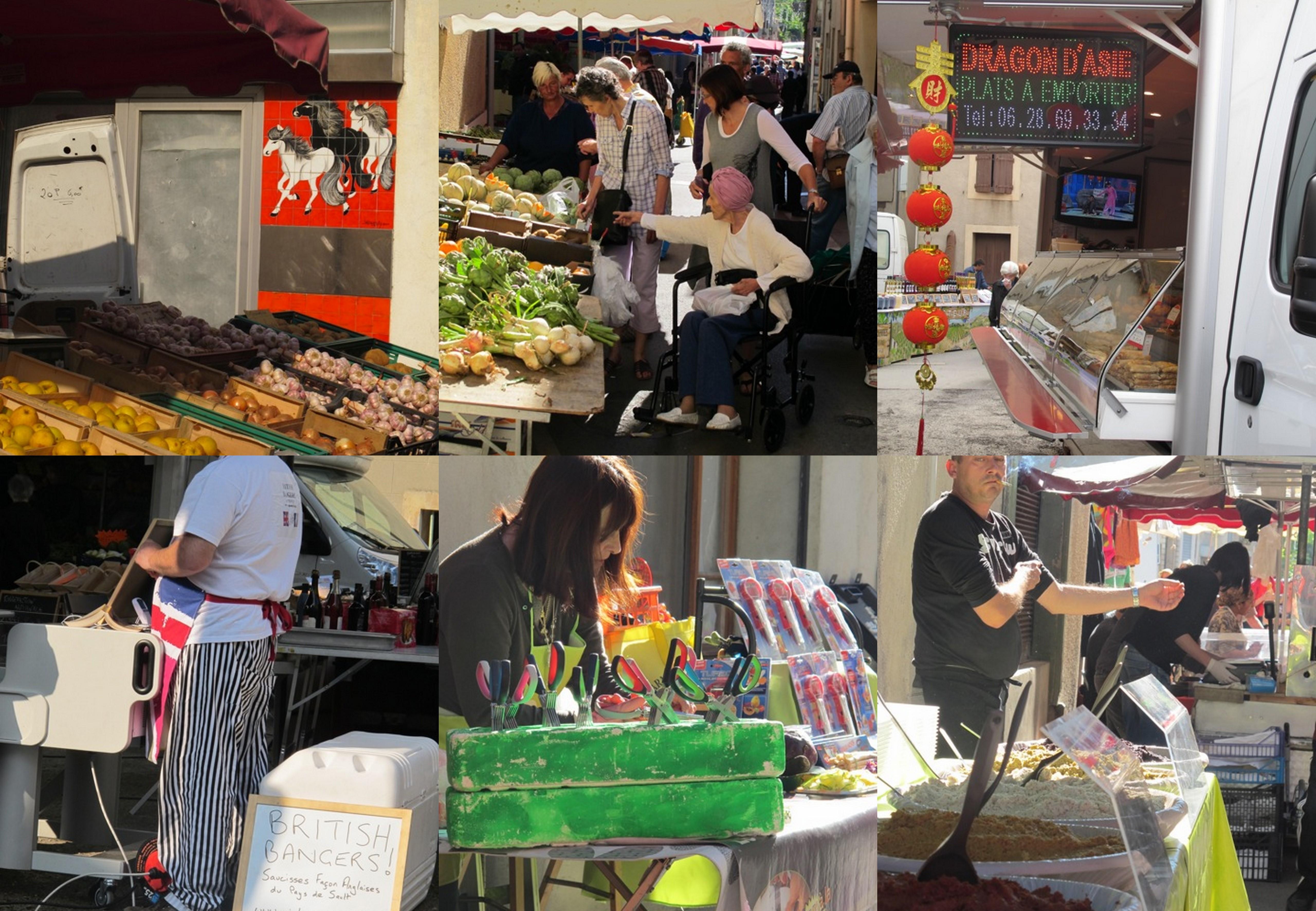 market selection