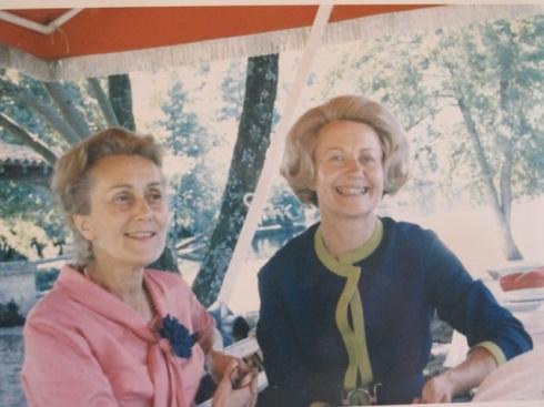 Mamy Jacqueline et Mamy Jeanne