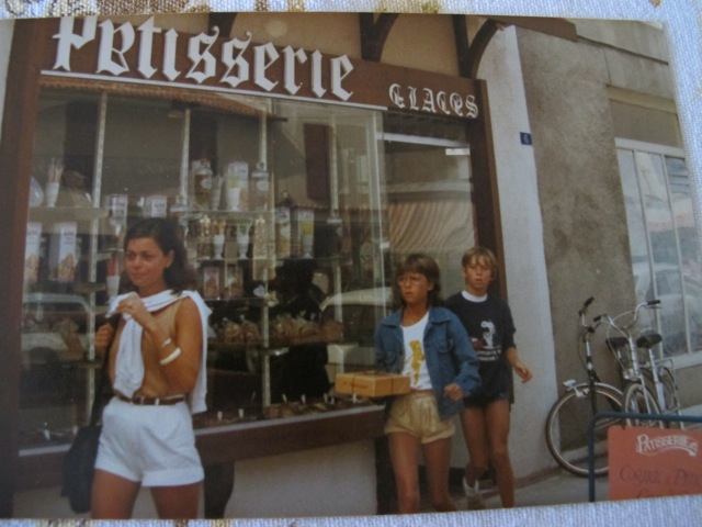 a trip to the patisserie