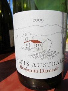 Benjamin Darnault Celtis Australis 2009