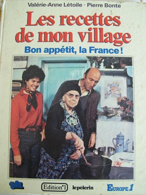 Mamy Jeanne's recipe book