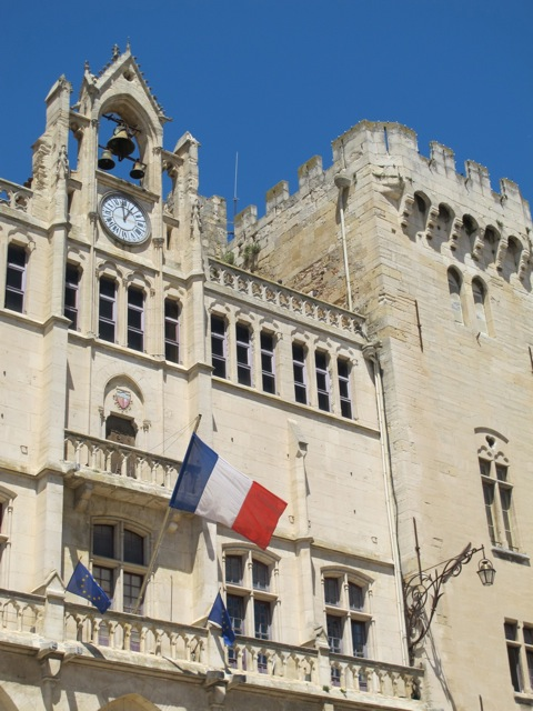 Hotel de Ville de Narbonne