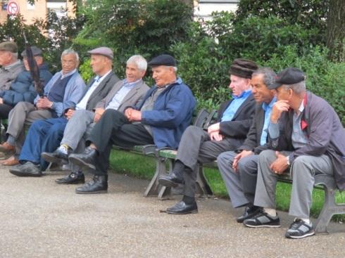 les hommes de Toulouse