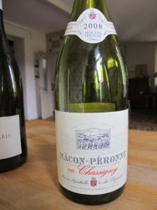 Macon-Peronne en Chassigny 2008