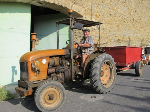 la liv tracteur
