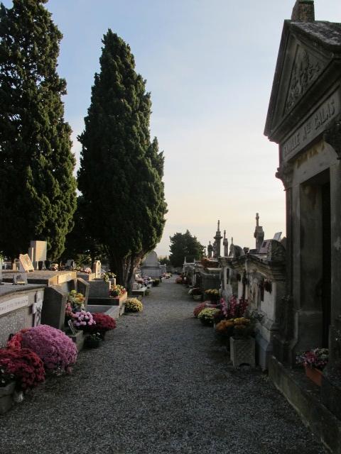 La Liviniere cemetery