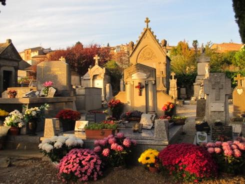 La Liviniere cemetery 2