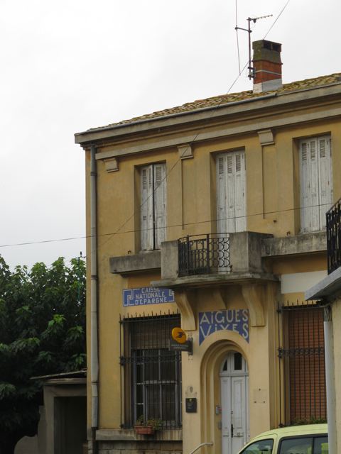 La Poste in Aigues-Vives