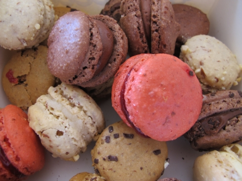 macarons from Toulouse