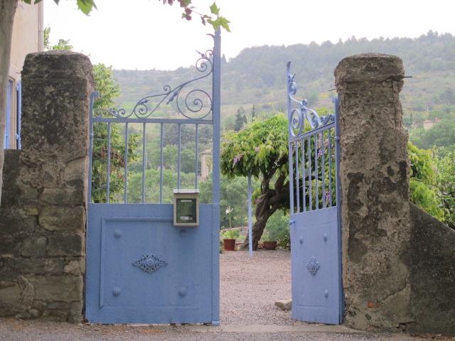 gate in Felines