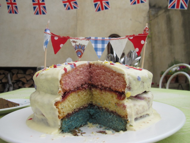 Alice's Jubilee Cake