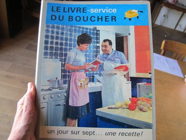 the butcher's cookbook folder