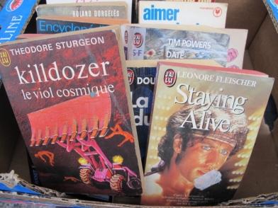 books at the v-g