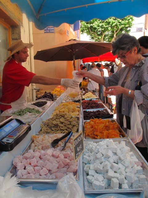buying turkish delight