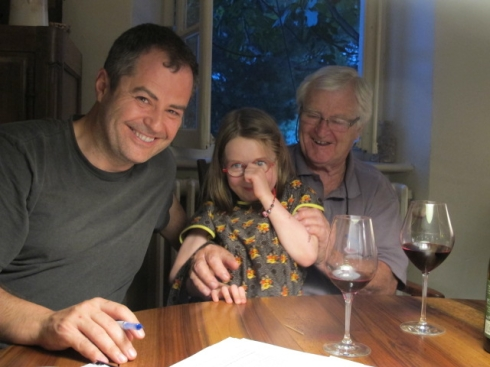 mark, lilas and pop