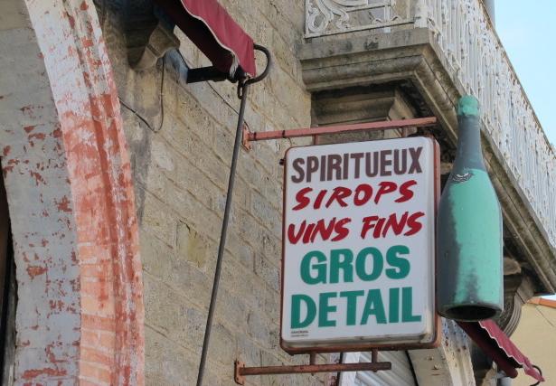 carca wine shop