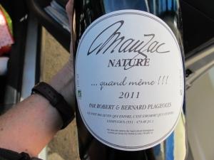 Mauzac Nature 2011