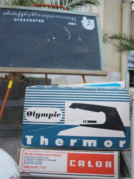 Olympic Thermor iron
