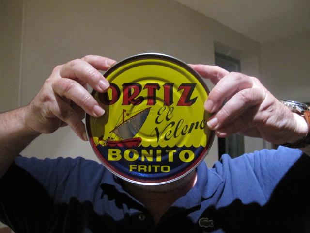 Ortiz El Velero tuna