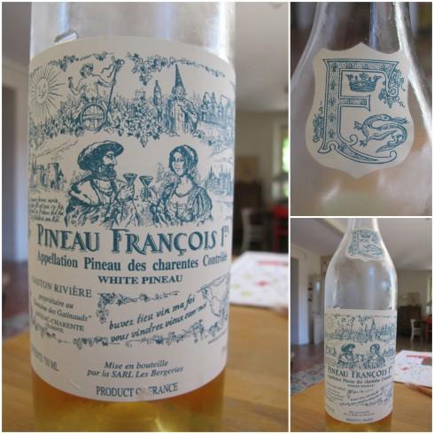 Pineau de Francois Premier