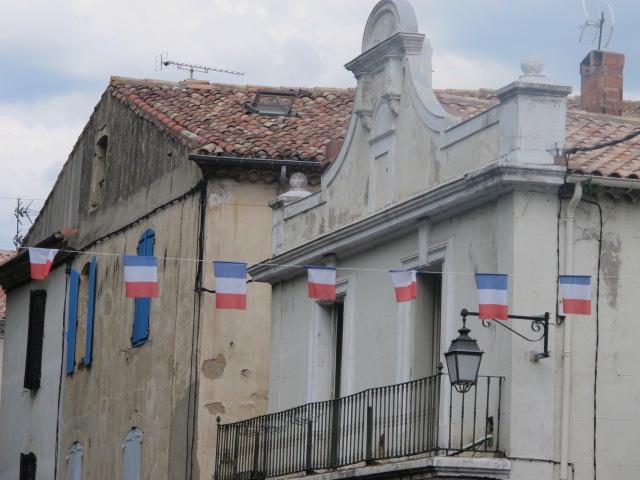 Saint Chinian flags