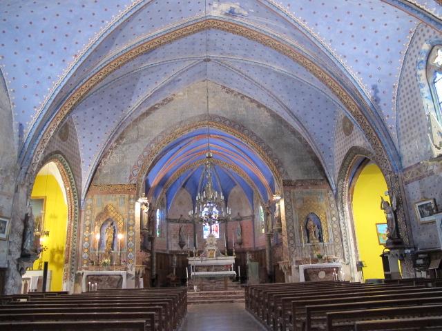 Eglise Saint Paul Serge, Mailhac