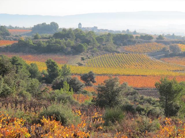 Autumn in La Liviniere