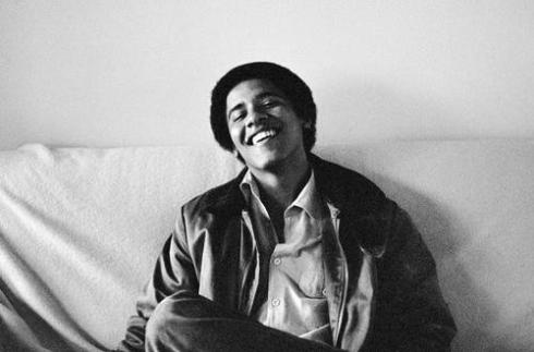 Barack Obama, 1980 - Lisa Jack