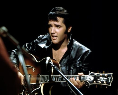 Elvis from the 1968 Comeback Special