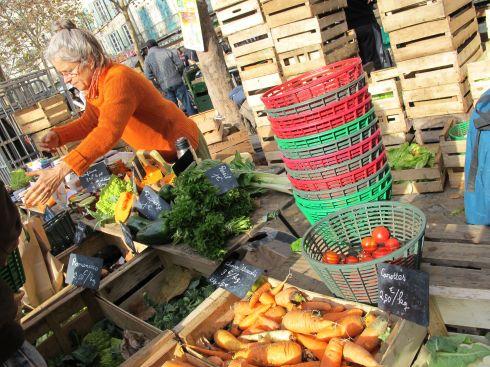 Carcassonne market