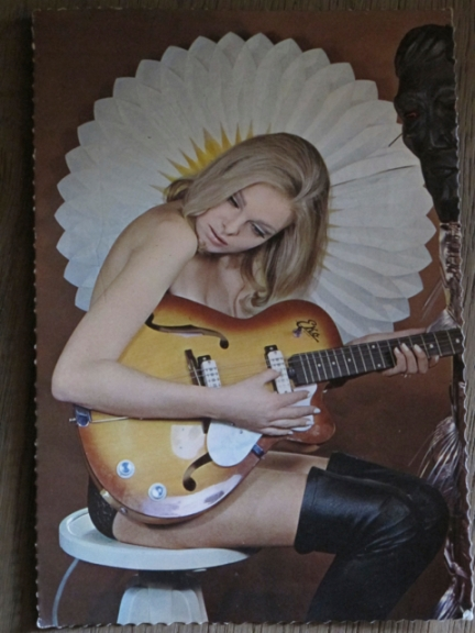 guitar chick