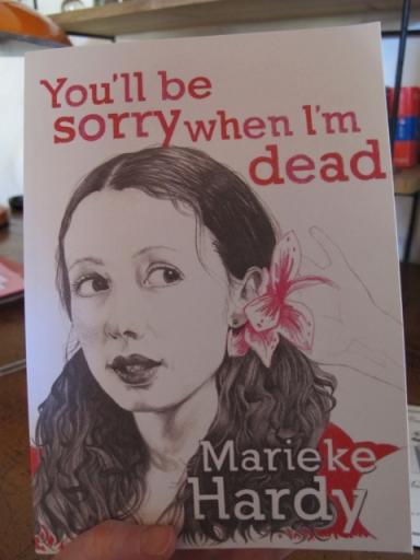 marieke hardy book