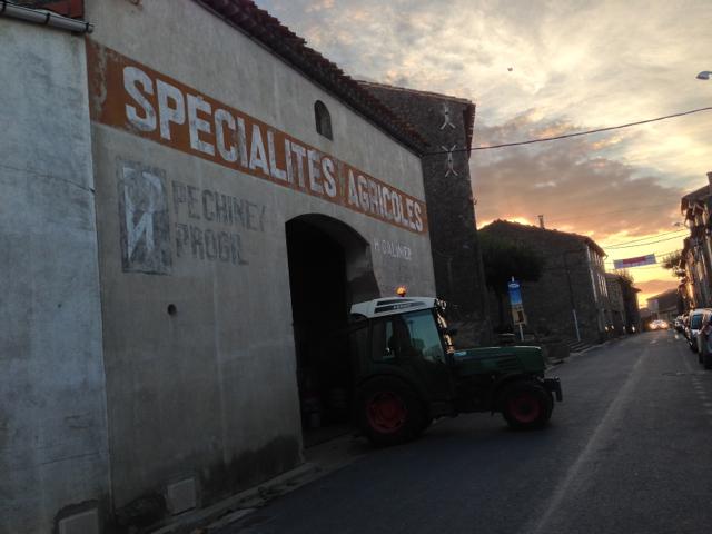 downtown La Liviniere